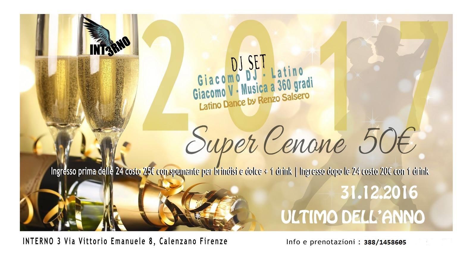 Capodanno interno 3 discoteca a firenze for Interno 3 calenzano
