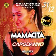 Capodanno 2020 Hollywood Milano