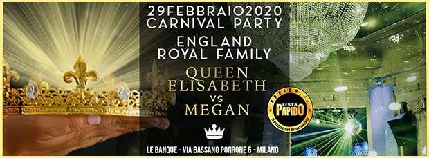 Carnevale Le Banque Sabato 29 Febbraio 2020