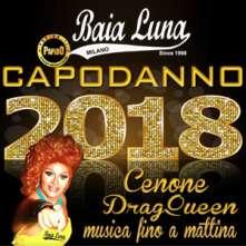 Capodanno 2017 Baia Luna Milano