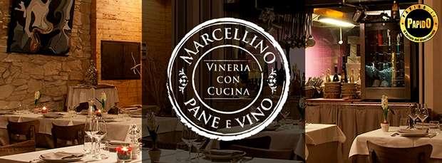 Capodanno Marcellino Pane e Vino Milano a solo 90€ a Persona - Info 3332434799