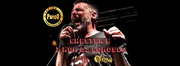 Chester E 2018 Druso venerdi 15 giugno 2018