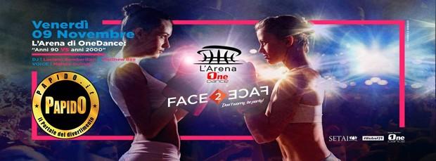 Face to Face 2018 Setai venerdì 9 novembre 2018
