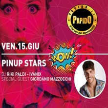 Giordano Mazzocchi Life Club venerdi 15 giugno 2018