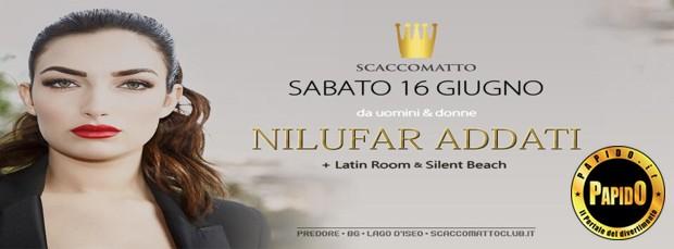 Nilufar Addati 2018 Scaccomatto sabato 16 giugno 2018