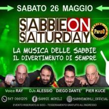 Sabbie on Saturday Sabbie Mobili sabato 26 maggio 2018