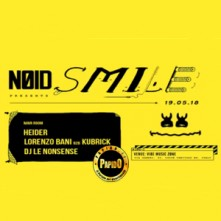 Smile Vibe Music Zone sabato 19 maggio 2018