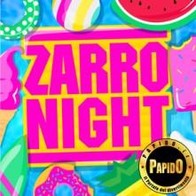 Zarro Night Setai sabato 15 settembre 2018
