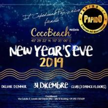Capodanno Coco Beach lunedi 31 dicembre 2018