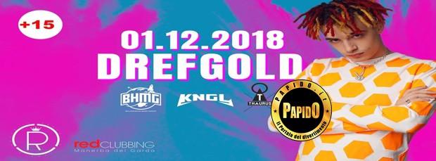 Drefgold 2018 Sesto Senso sabato 1 dicembre 2018
