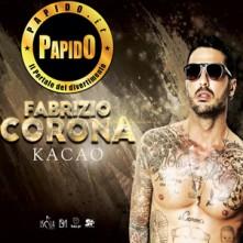 Fabrizio Corona Kacao sabato 22 dicembre 2018