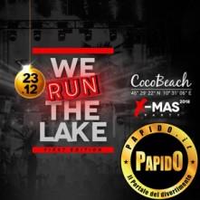 We Run The Lake Coco Beach domenica 23 dicembre 2018