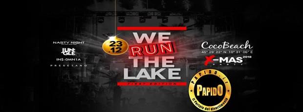 We Run The Lake 2018 Coco Beach domenica 23 dicembre 2018