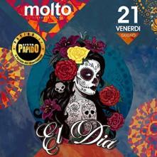 Venerdi 21 Giugno 2019 El Dia - Circo Nero Molto Club Carate Brianza