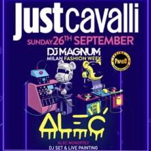Party Alec Monopoly Domenica 26 Settembre 2021 @ Just Cavalli