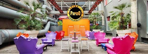 Terrazza Nhow Hotel Aperitivo in Terrazza Sabato 16 Giugno 2018