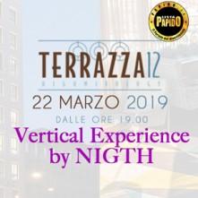 Aperitivo Terrazza 12 Venerdi 22 Marzo 2019