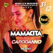 Capodanno 2020 Hollywood Milano