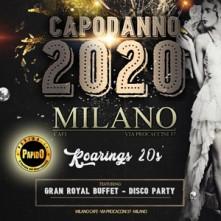 Buffet di Capodanno al locale Milano a solo 40€ a Persona - ✆ 3332434799