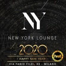 Capodanno 2020 New York Lounge