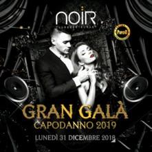 Capodanno 2019 Noir Lissone