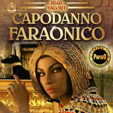Capodanno Faraonico Yacout Milano