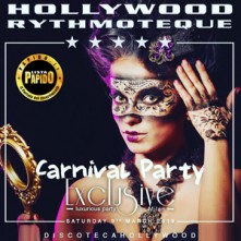 Carnevale @ Hollywood Milano Sabato 9 Marzo 2019