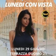 Aperitivo Duomo 21 Lunedi 29 Giugno 2020