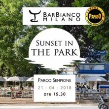 Milan Design Week 2018 Bar Bianco sabato 21 aprile 2018