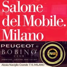 Design Week 2020 Bobino club giovedi 23 Aprile 2020