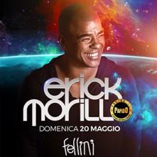 Erick Morillo 2018 Fellini Domenica 20 Maggio 2018