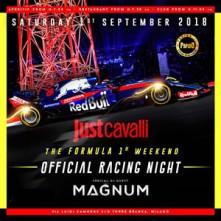 Dj Magnum 2018 Just Cavalli Sabato 1 Settembre 2018