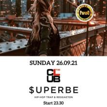 Superbe The Club Milano Domenica 26 Settembre 2021