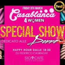 Sio Cafe Festa della Donna 2019 Milano