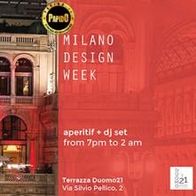 Milan Design Week 2018 Duomo 21 mercoledi 18 Aprile 2018