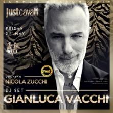 Gianluca Vacchi Venerdi 31 Maggio 2019 @ Just Cavalli