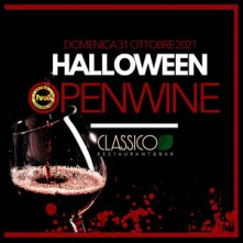 Open Wine @ Classico Domenica 31 Ottobre 2021