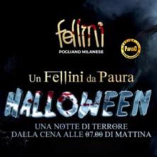 Halloween @ Fellini Domenica 31 Ottobre 2021