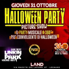 Halloween 2019 Picture Show Land