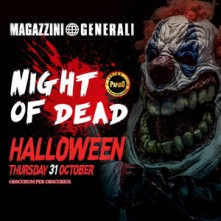 Halloween 2019 Magazzini Generali