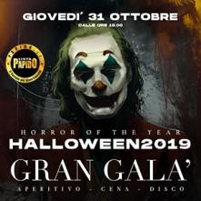 Halloween 2019 Horror of The Year Milano Cafè