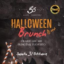 Sabato 31 Ottobre 2020 Halloween 55 Milano