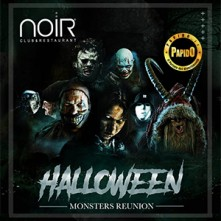 Halloween Monsters Reunion 2018 Noir