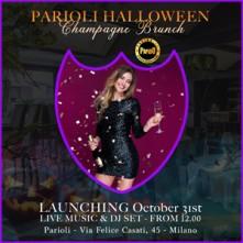 Sabato 31 Ottobre 2020 Halloween Parioli Milano