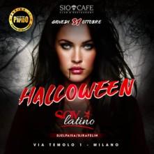 Sio Cafe Halloween 2019 Milano
