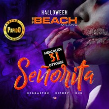 Halloween Señorita Halloween 2018 The Beach
