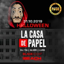 Halloween 2019 The Beach