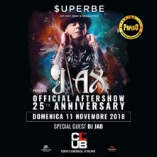Domenica 11 Novembre 2018 J Ax The Club Milano