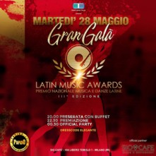 Sio Cafe Martedi 28 Maggio 2019 Latin Music Awards