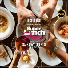 Lunch Milano @ Tocqueville Domenica 25 Ottobre 2020